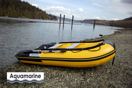 10' INFLATABLE BOAT (GYT-300)
