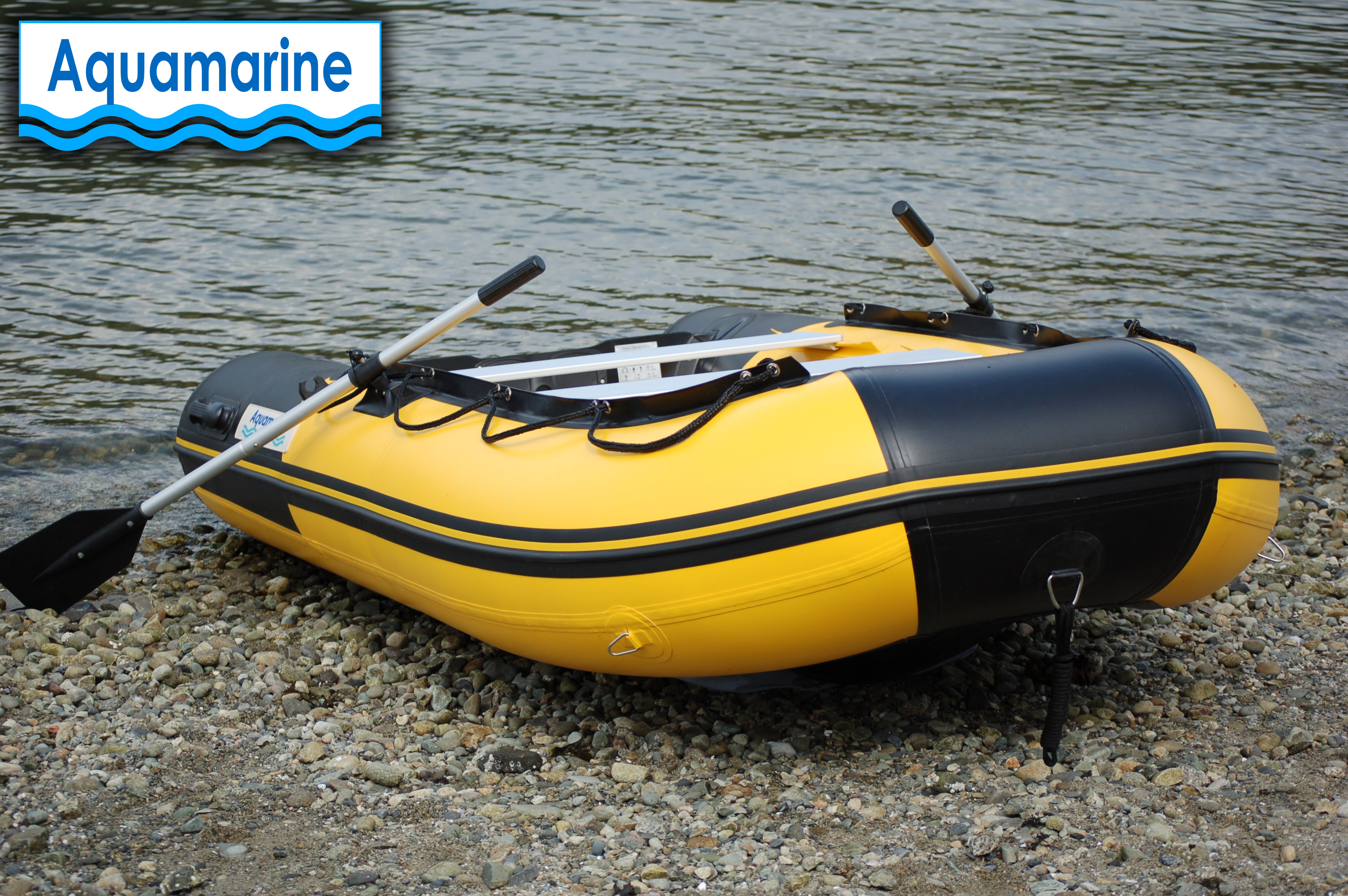 12.5 ' INFLATABLE BOAT