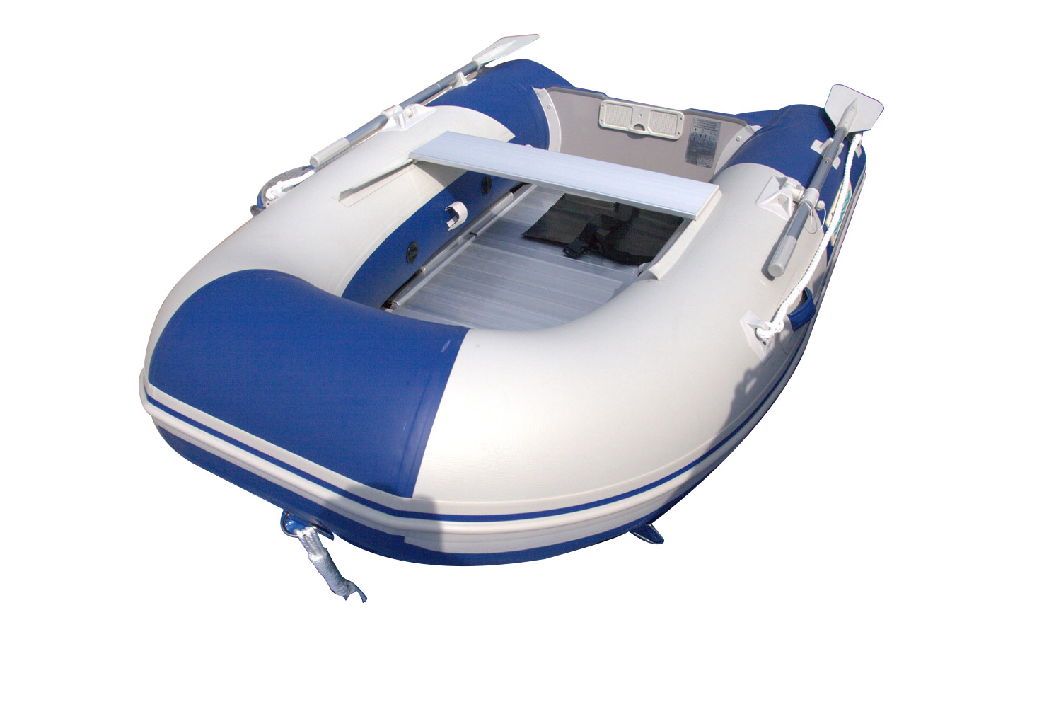7.5 FT INFLATABLE DINGHY PRO HEAVY DUTY WATERLINE ...