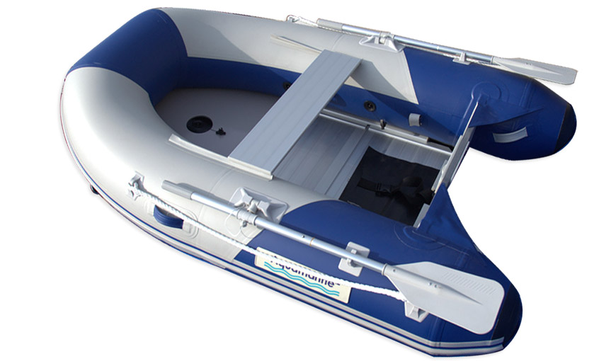 7.5 INFLATABLE DINGHY HEAVY DUTY PRO WATERLINE STYLE