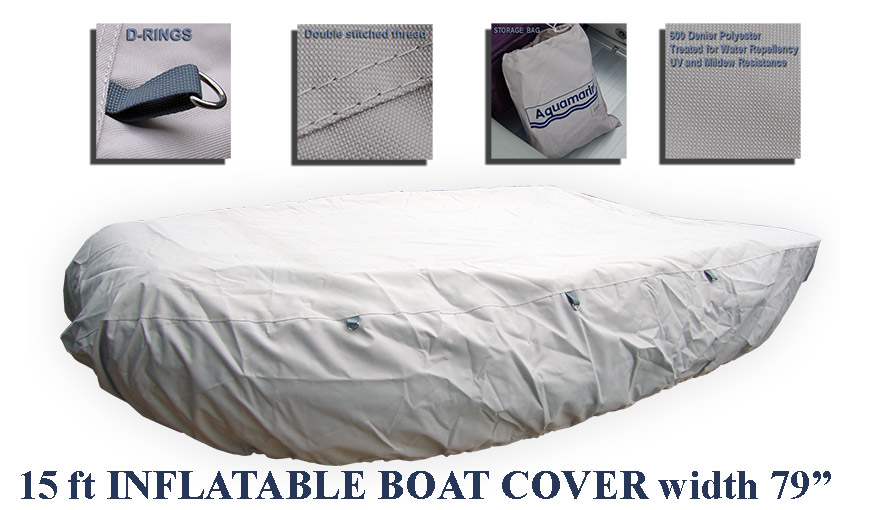 15 ft_15.5 ft boat cover (470cm) w:79