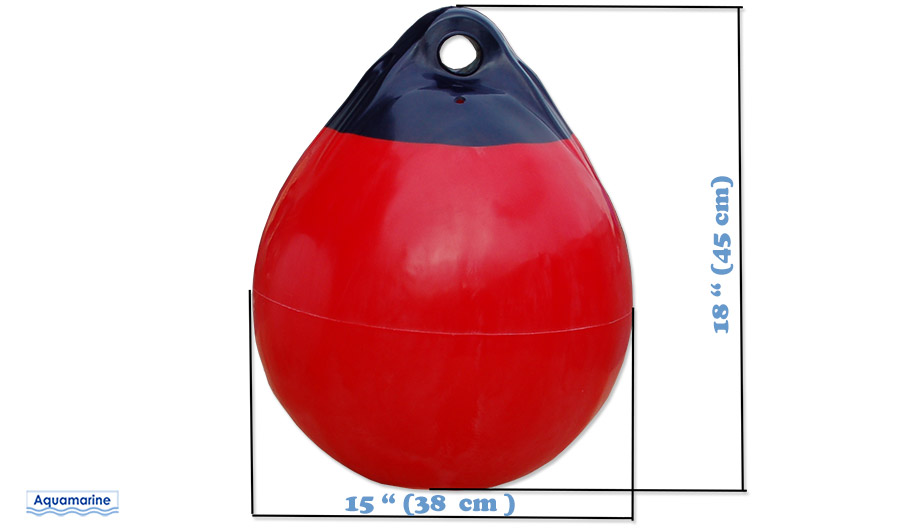 Boat buoy 15 inches Fender