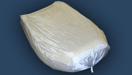 Accessories for 12.5 ' Inflatable boat GYR-380-12'_12.5' boat cover (360cm_380cm)  WIDTH 70