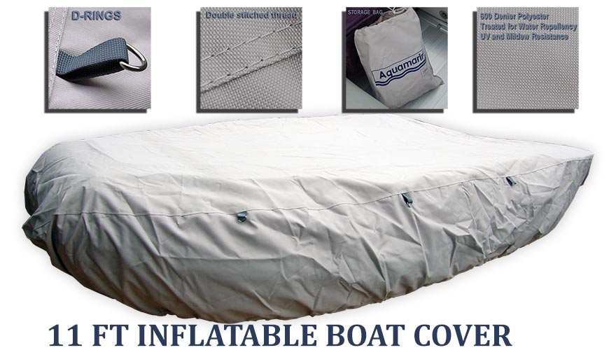 11 ft boat cover