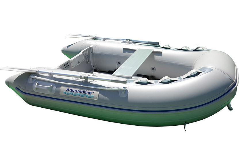 7.5 ft inflatable boat