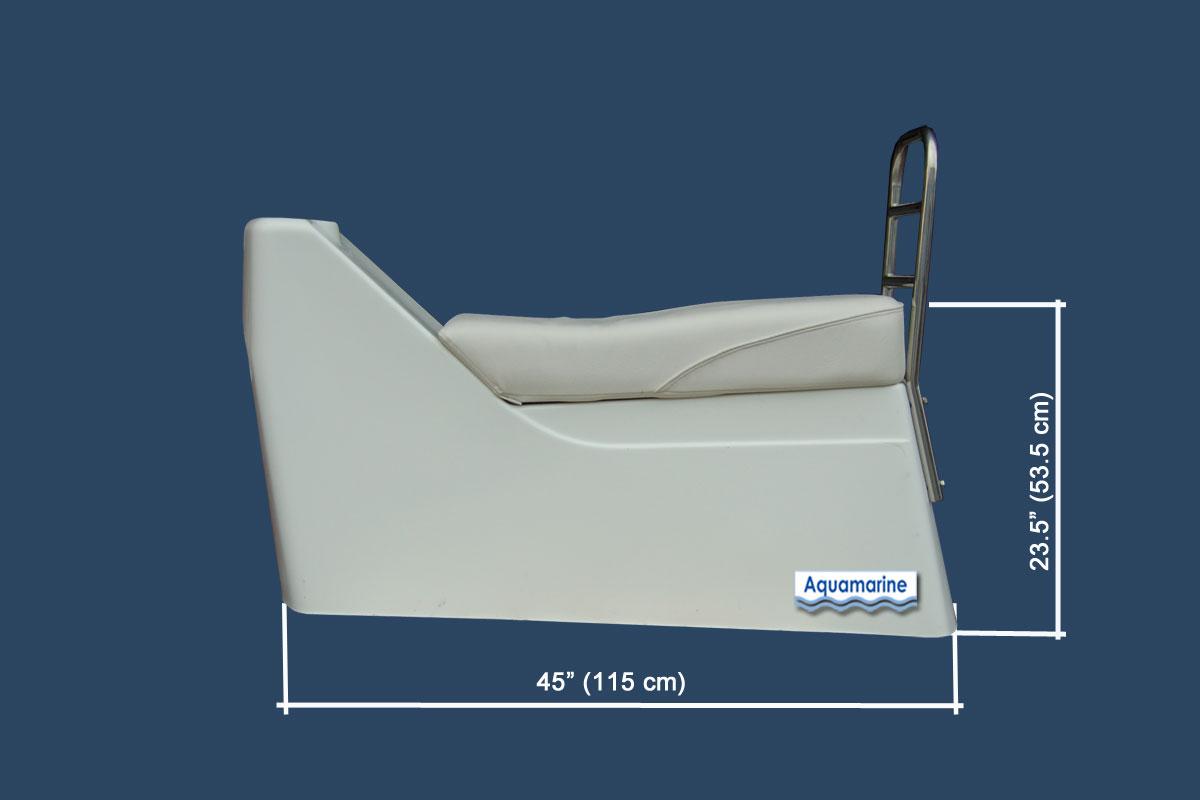 Motor Mount Price >> Fiberglass Seat for inflatable boat,Jockey console