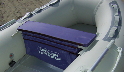 Underseat storage bag