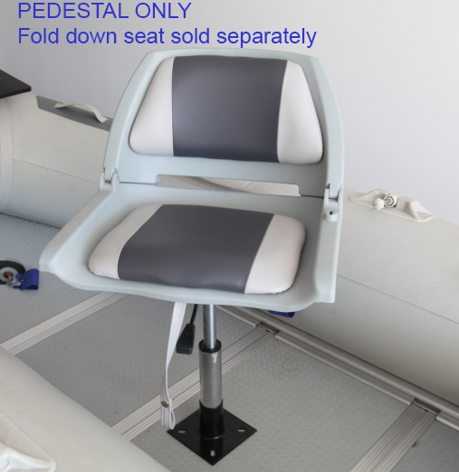 Fishing Boat Seat With Pedestal