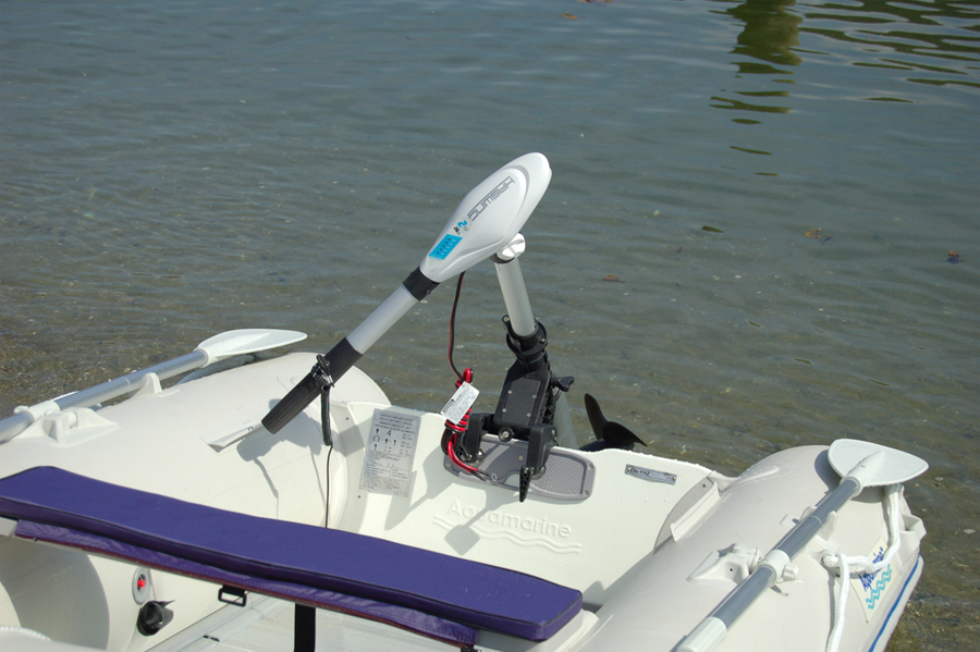 Details about Trolling Motor 100 Lbs Electric Outboard 24V 2 hp Variable  Speed Yahch kicker